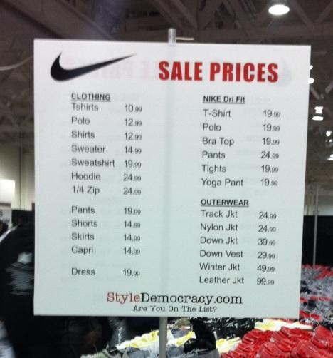 Nike$